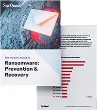 Learn how to combat ransomware with rapid recovery and proactive prevention